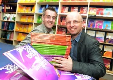 John and Alan - Edinburgh Evening News