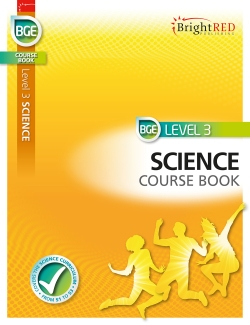 Front cover of Level 3 Science Course Book