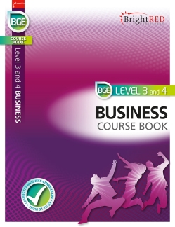 BGE Level 3 and 4 Business Course Book